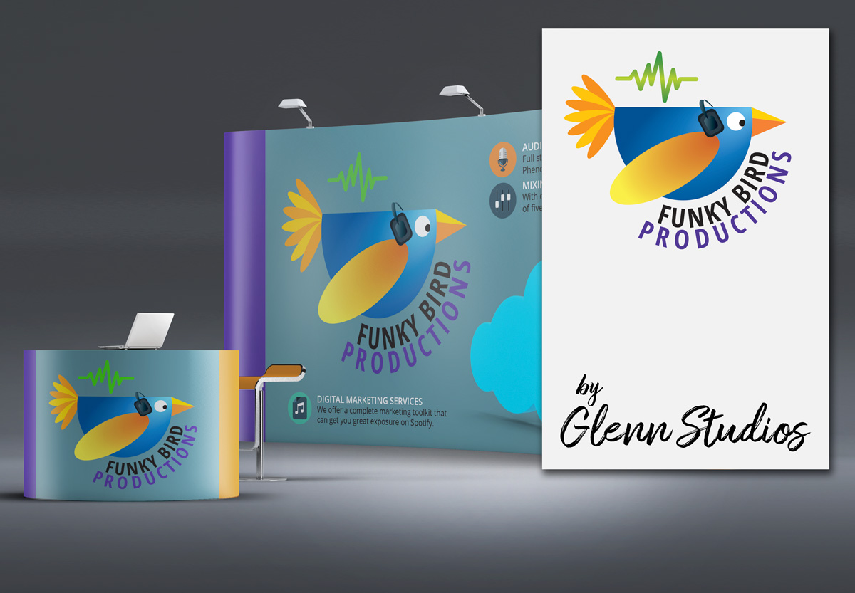 funky-bird-productions-booth-design