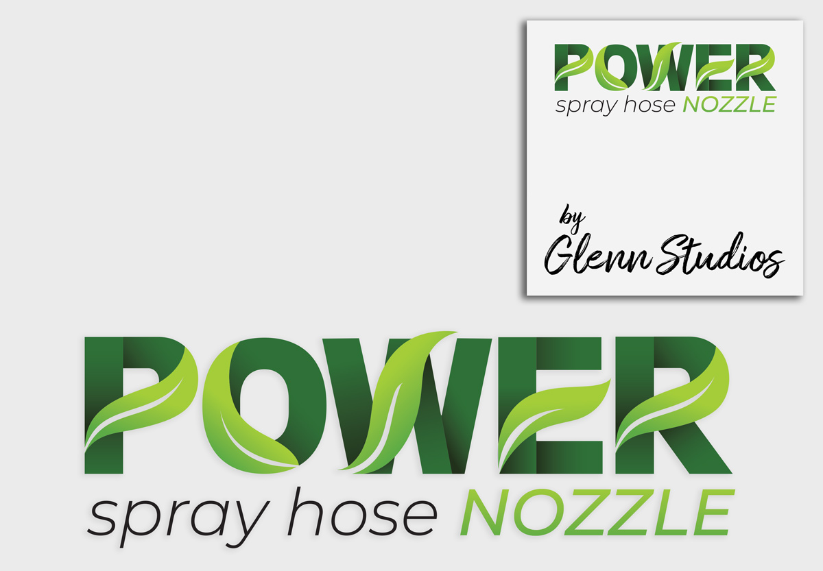 power-spray-hose-nozzle-logo
